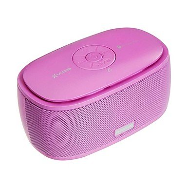 Zclwireless Speaker Portable Stereo Speaker With Tf Reader .