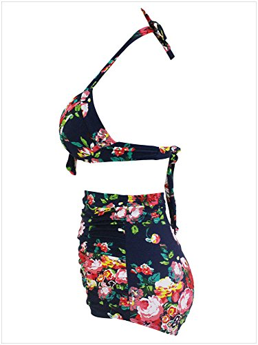 MEINICE -  Bikini  - Donna blu navy L