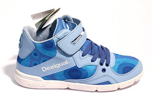 Desigual Shoes Sneaker Tendencia sneakers alta sportiva