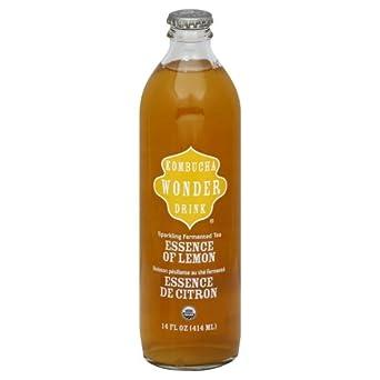 Green Tea W/Lmn Drink -Pack of 12