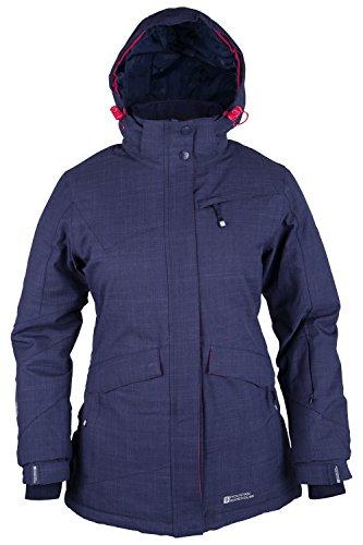 Mountain Warehouse Brevis Womens Ski Jacket Navy 12