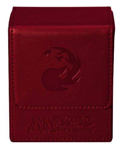 Deck Box 'Magic the Gathering Mana' - Flip Box Deluxe - rouge