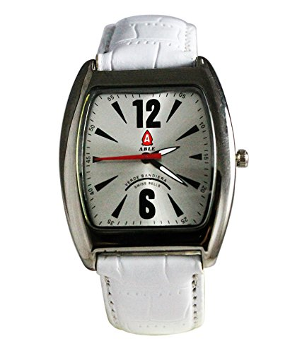 Svviss Bells Svviss Bells Broad Silver Dial Watch for Women