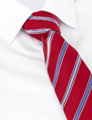 Machine Washable Striped Tie