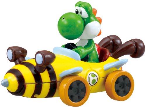 Tomica Dream Tomica No.150 Mario Kart 7 Yoshi (Diecast model) - 1