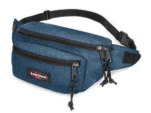 Eastpak Gürteltasche Doggy Bag, double denim, 27 x 9 x 18 cm, 3 liters, EK073