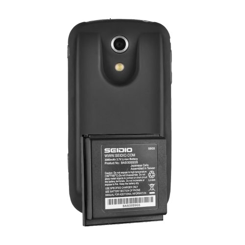 Seidio Bacy33Ssepc-Bk Seidio Innocell 3300Mah Extended Life Battery For Samsung Epic 4G
