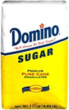 Domino Graduated Sugar 10 Pound Pack of 12