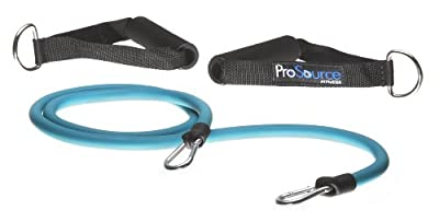 Prosource Stackable Exercise Resistance Band Tube Cords from ProSource
