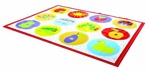 Kids Preferred The World of Eric Carle Little Artist Floor Mat