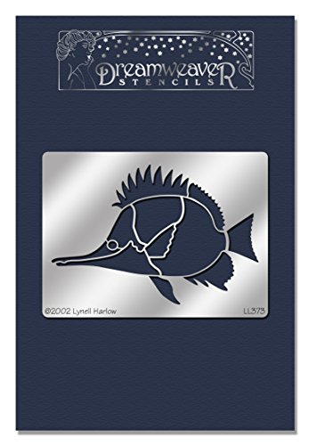 stampendous-dreamweaver-metal-stencil-4-inch-x-6875-inch-oi-oi-fish-other-multicoloured