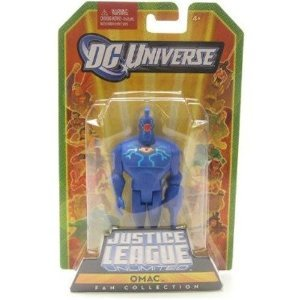 DC Universe Justice League Unlimited Fan Collection Action Figure OMAC - 1