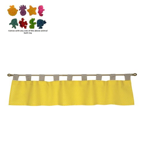 Hello Sunshine - Window Valance & Purchasecorner Toy Bundle front-253937