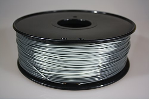 Filament Innovations Color Changing Gray to White Filament 3D Printer 1.75mm PLA - 1KG