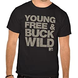 Buckwild: Young Free Tee - Guys