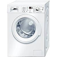 Bosch WAQ283S1GB VarioPerfect 8kg 1400rpm Freestanding Washing Machine In White