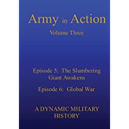 Army in Action - Volume Three