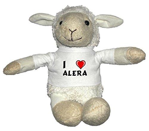 plush-white-sheep-with-i-love-alera-t-shirt-first-name-surname-nickname