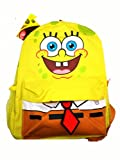 Small Size Spongebob Squarepants Character Backpack - Spongebob Backpack