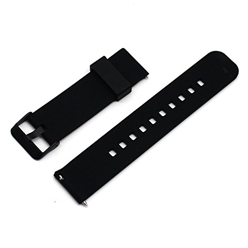 bluebeachr-high-quality-22mm-silicone-strap-bracelet-replacement-for-pebble-time-motorola-360-2nd-ge