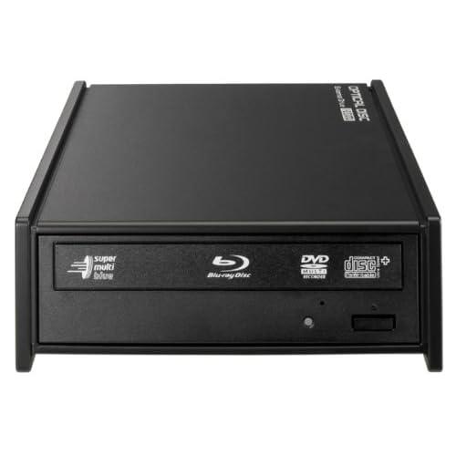 アイ・オー・データ機器 BD/DVD/CD対応 外付ブルーレイディスクドライブ BD再生ソフト標準添付/省電力機能付き BRD-UH8LE