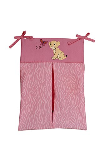 Disney Lion King Nala's Jungle Diaper Stacker - 1