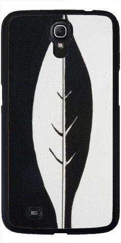Hülle für Samsung Galaxy Mega 6.3 GT-I9205 - Schwarz Und Weiß