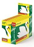 Swan Green Combi Ex Slim Papers & Tips 50s 20 PACK