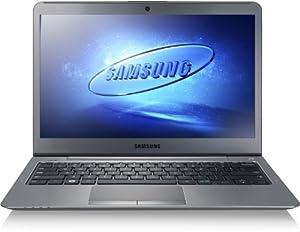 Samsung Serie 5 Ultra 535U3C A02 33,8cm (13,3 Zoll) Notebook (AMD A6-4455M, 2,1GHz, 8GB RAM, 500GB HDD, AMD Radeon HD 7500G, Win 8), Titan