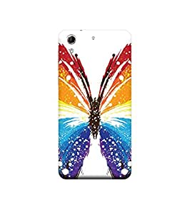 Ebby Premium Printed Back Case Cover With Full protection For HTC Desire 728 dual sim (Designer Case)