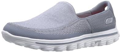 Skechers Men's Go 2 Walking Shoe,Charcoal,7.5 M US