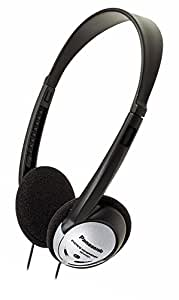 Panasonic RP-HT21 Lightweight Headphones