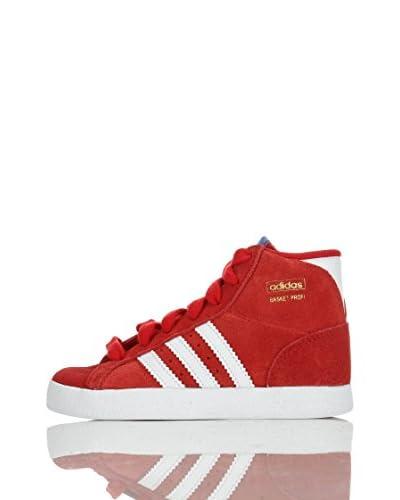 adidas Sneaker Basket Profi I [Rosso/Bianco]