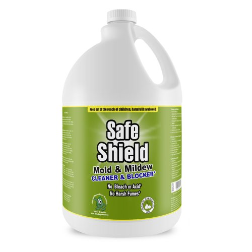 Safe Shield Mold And Mildew Blocker 1 Gallon front-79720