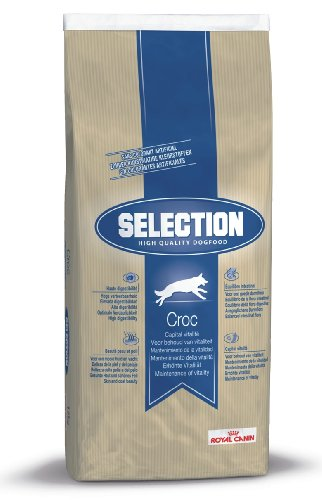 Royal Canin 35081 Selection Premium Croc 15 kg - cibo per cani
