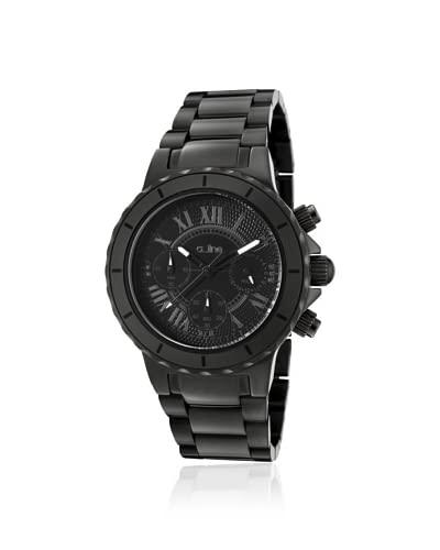 a_line Women's 20109DV Marina Black Stainless Steel Watch
