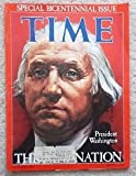 img - for TIME MAGAZINE SEPTEMBER 26, 1976 SPECIAL BICENTENNIAL ISSUE PRESIDENT WASHINGTON COVER ILLUSTRATION book / textbook / text book