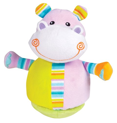 Small World Toys All About Baby Infant - Roly Poly Hippo front-891429
