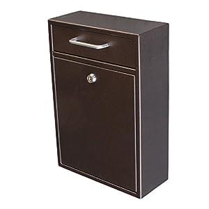 Amazon Com Mail Boss 7418 Epoch Design Locking Drop Box