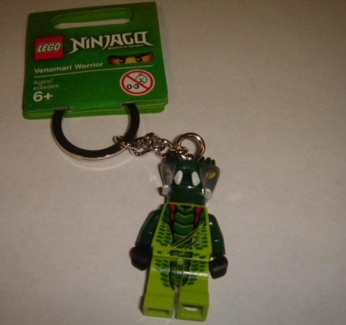 LEGO Ninjago Venomari Warrior Keychain (850443) - 1