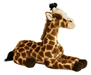 Aurora World Inc 12 inches Acadia The Giraffe Flopsie by Aurora World, Inc.