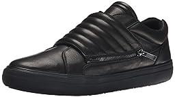 Aldo Men\'s Yeroubaal Fashion Sneaker, Black, 11 D US