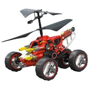 Air Hogs - Hover Assault - Red