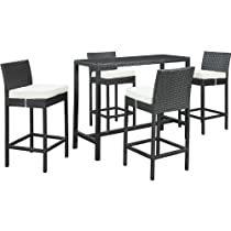 Hot Sale LexMod Portland 5-Piece Pub Set