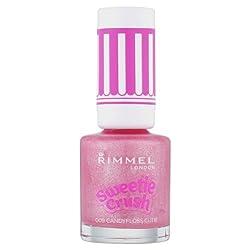 Rimmel London Sweetie Crush Nail Polish, Candyfloss Cutie
