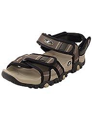 F Sports Hercules Men Olive Outdoor Sandals