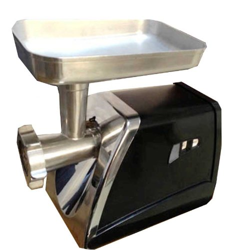 Nesco Fs-500 Food Grinder With Stainless Steel Body, 575-Watt