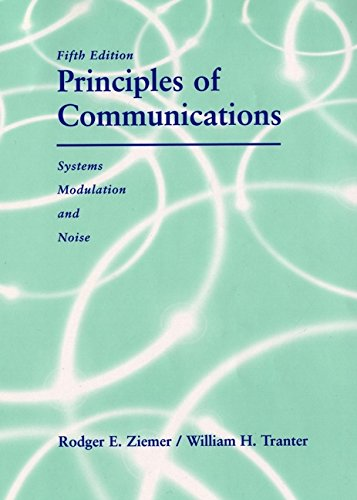 Principles of Communication: Systems, Modulation and Noise, 5th Edition (SOLUTION MANUAL)