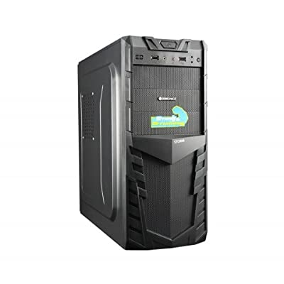 Core I5 Processor / 4 GB RAM / 500GB HDD / DVD RW / Without Keyboard & Without Monitor