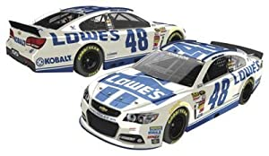 Jimmie Johnson # 48 Lowe's 2014 Chevrolet SS NASCAR Diecast Car, 1:64 Scale